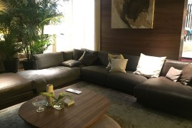 Smart sectional from Chateau d'Ax - Slaone del Mobile 2016