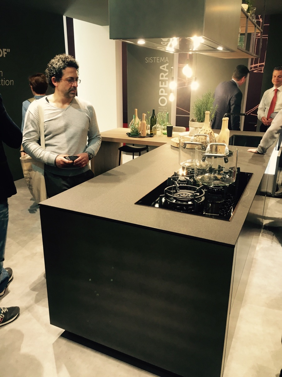 Snaidero at EuroCucina 2016