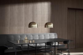 Snaregade Table, Afteroom chairs, GM 30 Pendants