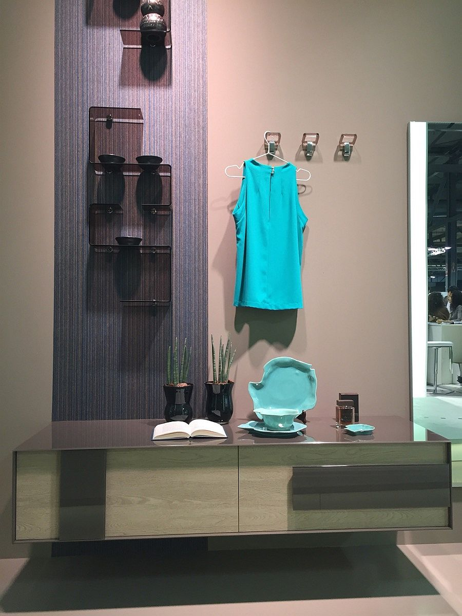 Storage solutions that make your life easy – inda at Salone del Mobile 2016