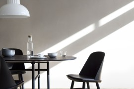 Synnes Dining Chair by Falke Svatun
