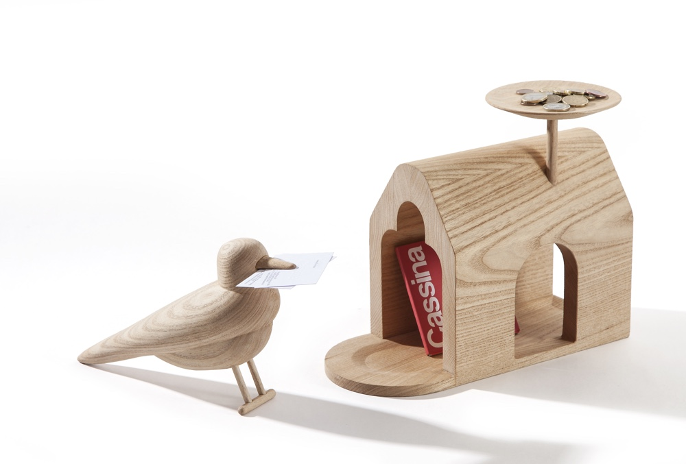 The Bird and The Bird House