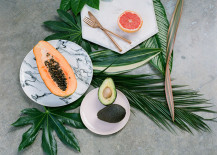 Tropical-table-style-from-Green-Wedding-Shoes-217x155