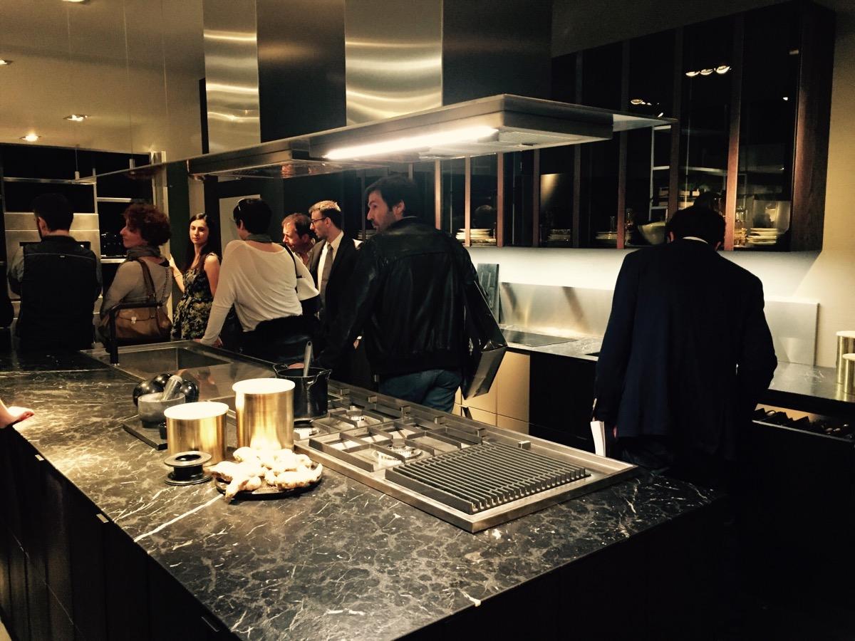 Versatile island and kitchen counter worktops from Valdesign