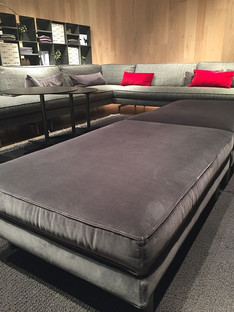 Verzelloni launches brand new sofa at Salone del Mobile 2016