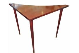 Vintage corner table from 1stdibs dealer Pamela Lerner