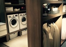 Wardrobe, launfry and a whole lt more from IDEAGROUP at Salone del Mobile 2016