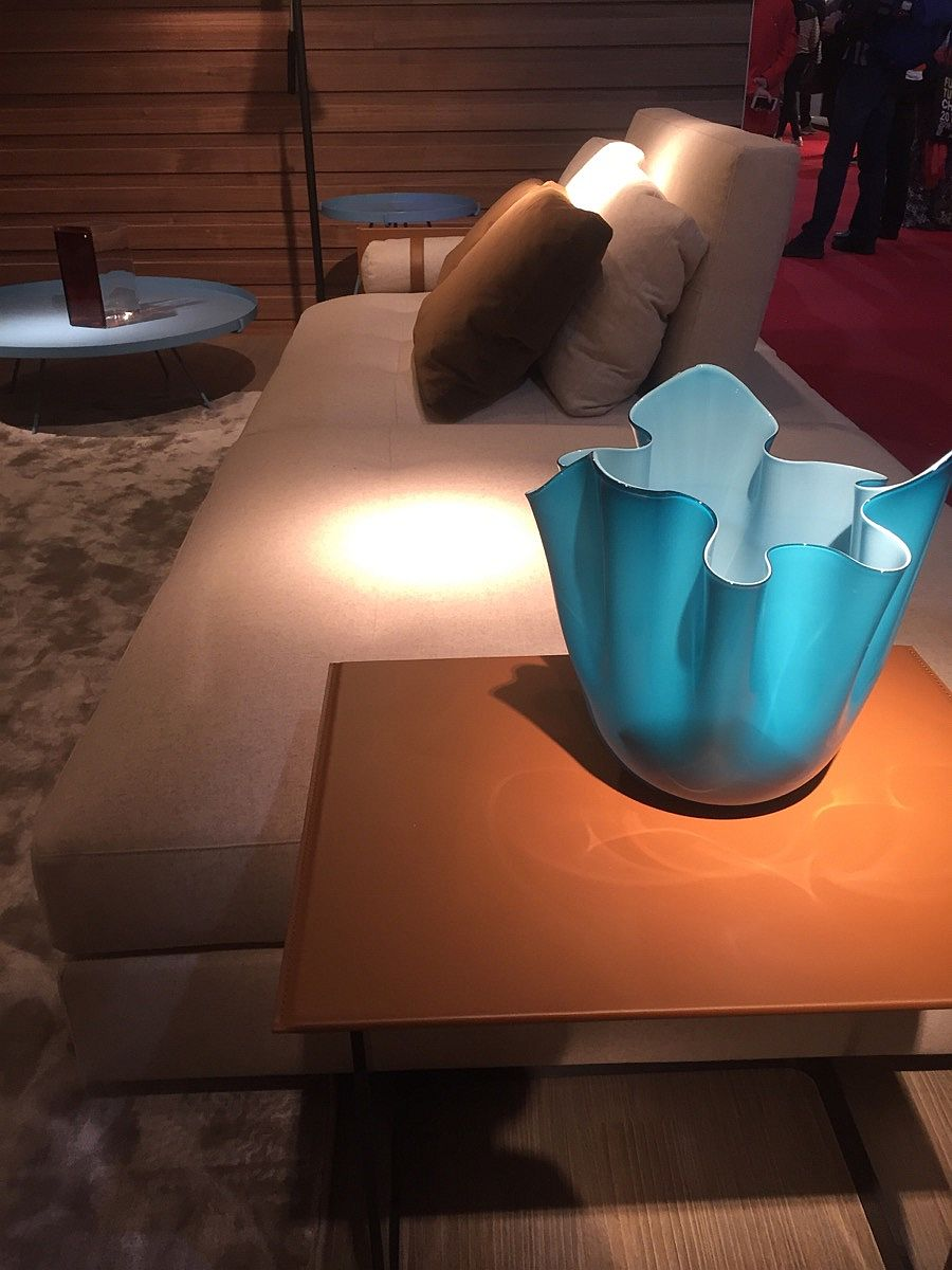 Wide range of fabulous soafs from Swan on display at Salone 2016