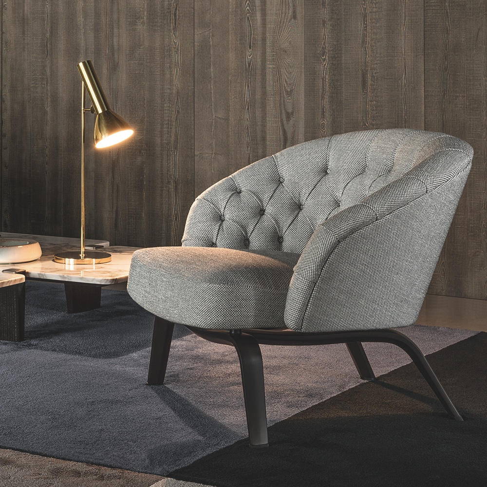 Winston armchair fabric