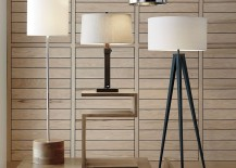 Wood-paneling-behind-a-collection-of-lamps-217x155