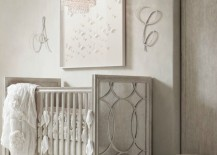 Wooden beaded letters from RH Baby & Child