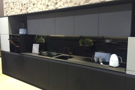 World of colors and textures at Maistri stand - EuroCucina 2016