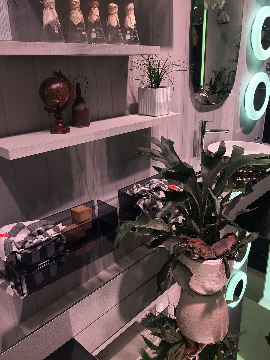 inda stand at Salone del Mobile 2016 filled with decorating inspiration