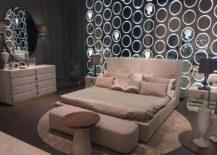 Alberta Salotti at Salone del Mobile 2016 ventures into stunning bedroom design!