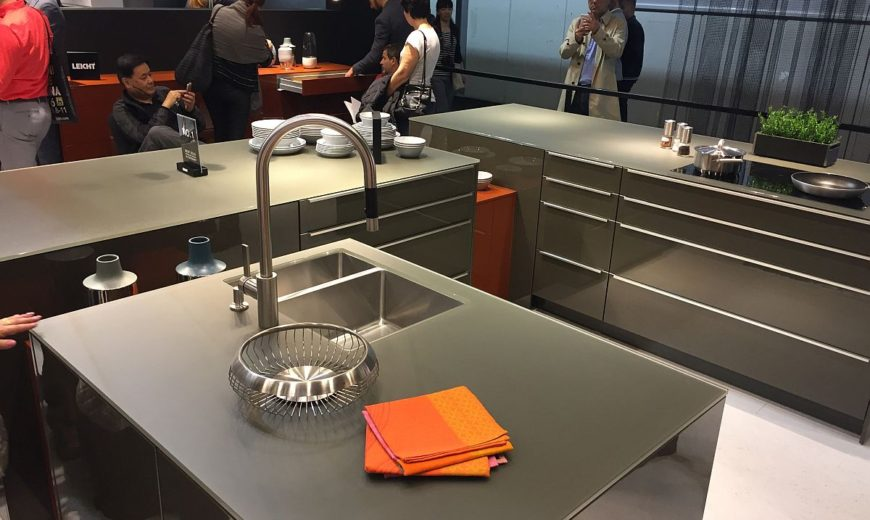 50 Fabulous Kitchen Décor Ideas Unveiled at Salone del Mobile 2016