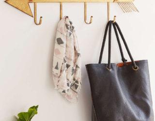 20 Modern Wall Hook Designs