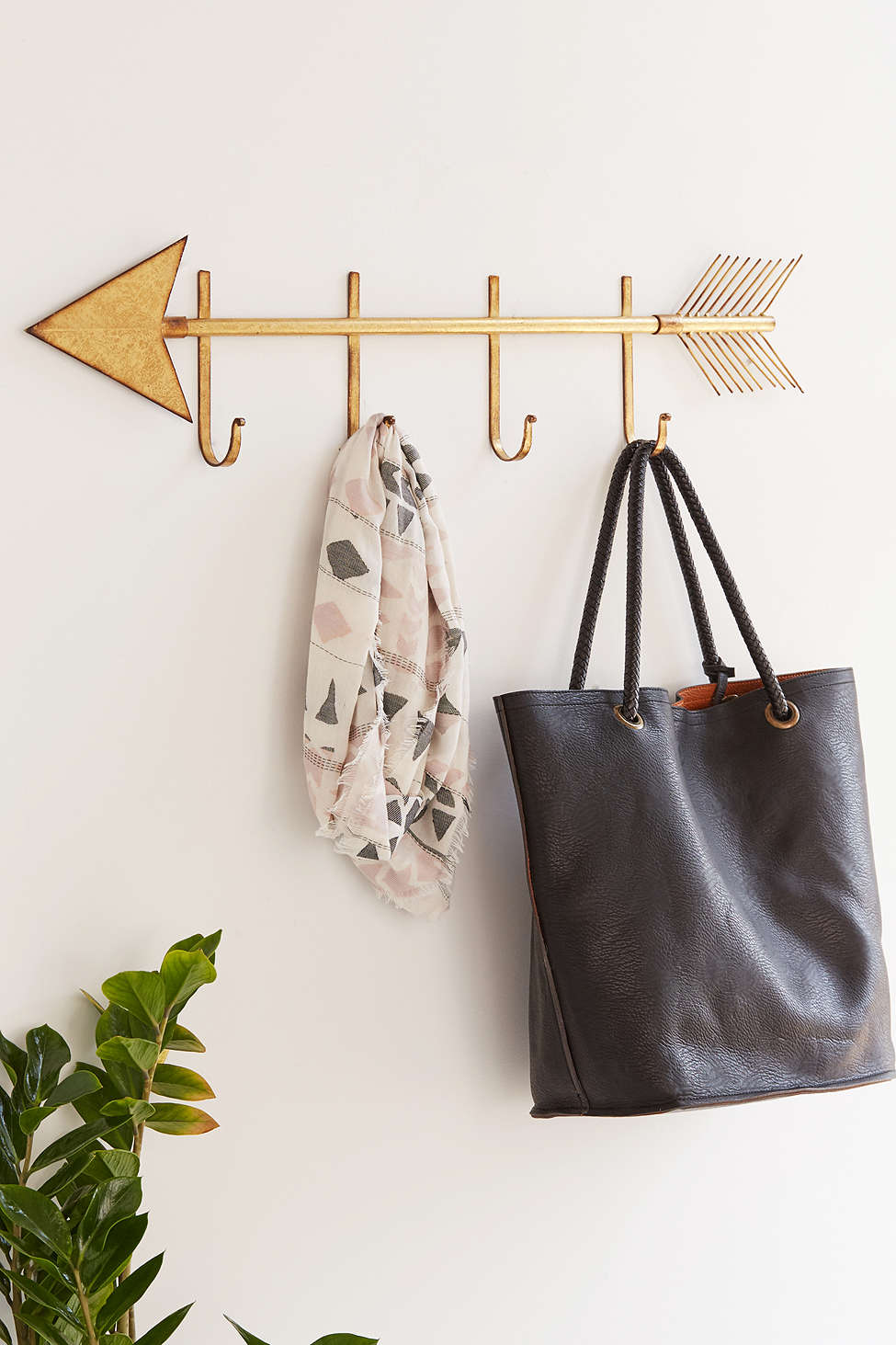 Arrow wall hook from Urban Outfitters