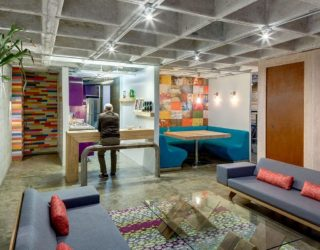 Hegel Street Apartment in Mexico City: Full of Color and Character
