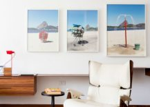 Beach-themed-photographs-set-the-mood-in-the-bedroom-of-the-Brazilian-home-217x155