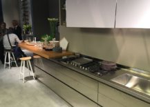 Beautiful  kitchens from ILVE for those who love stainless steel!