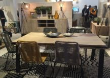 Breezy and beautiful dining space decor from La Forma