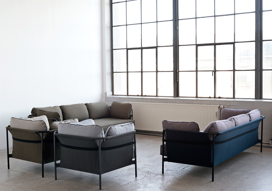 Can sofas and armchairs