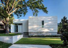 Giving the Courtyard Home an Urban Twist: Casa di Luce in Dallas