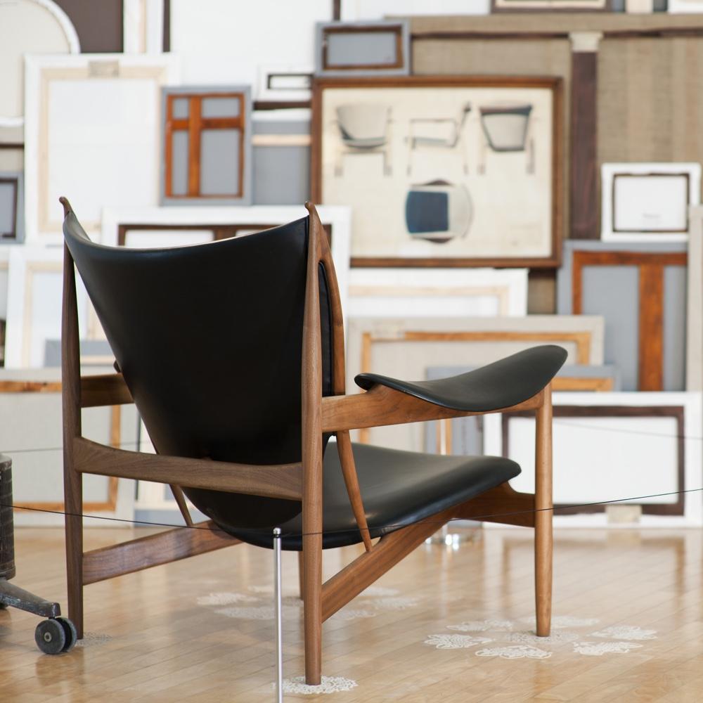 Chieftains Chair rear