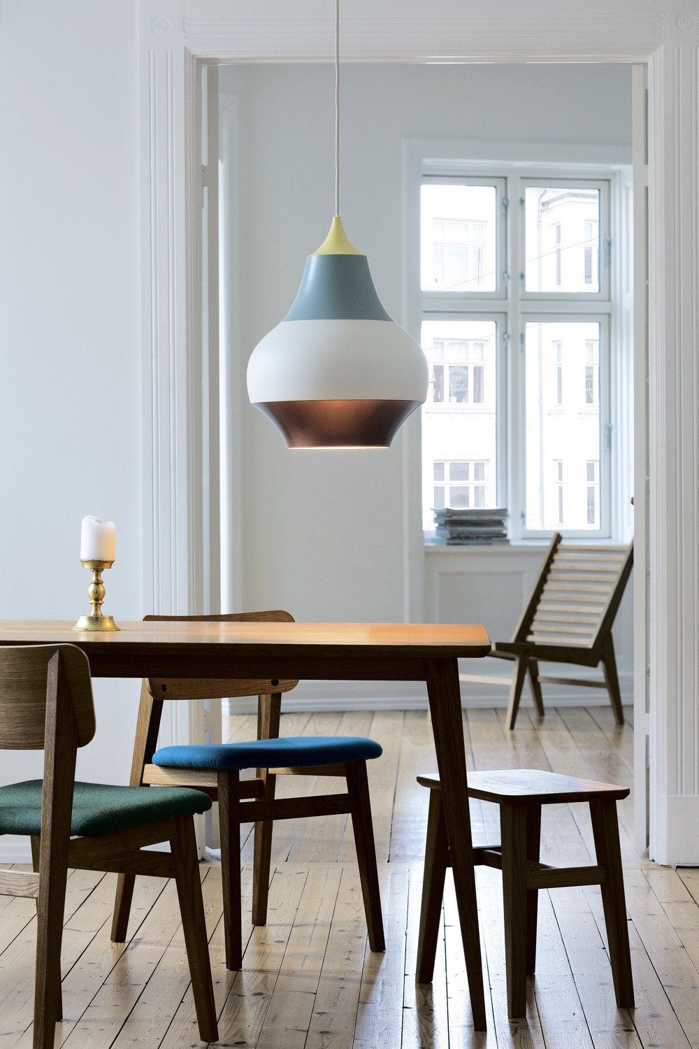 Cirque large-size pendant by Louis Poulsen.