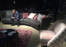 Classy Italian living room decor from NIcoline