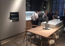 Clean and minimal kitchens from Dica