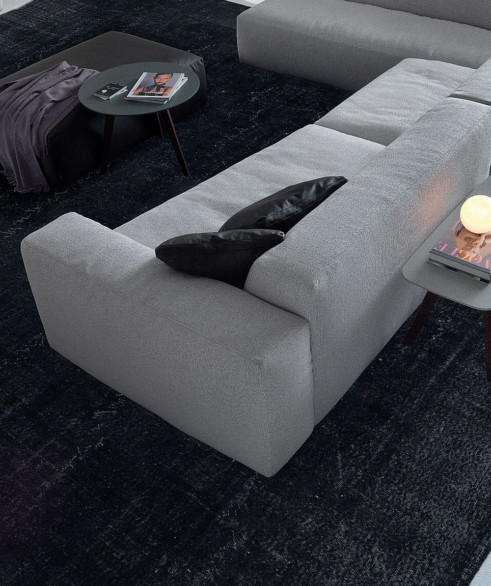 Closer look at the Daniel Sofa