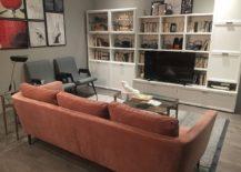 Colorful sofa from Gruppo Tomasella at Milan 2016