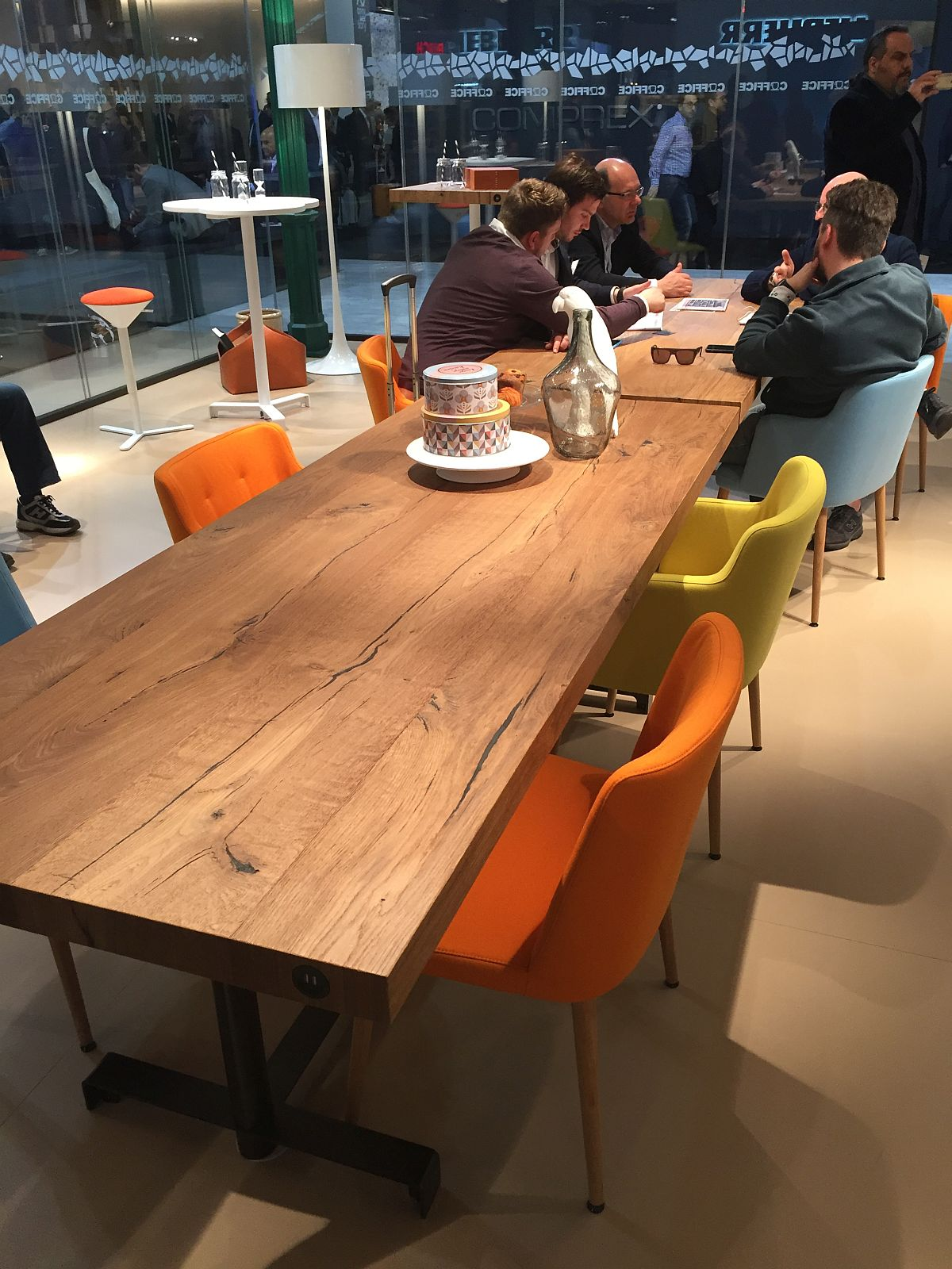 Create a cheerful kitchen and dining space experience with decor from Estel Group – Salone del Mobile 2016