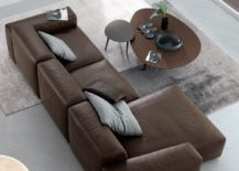 Dark-sectional-sofa-with-smart-functionality-217x155