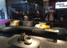 Ditre Italy unleasch their new living room decor collection at Salone del Mobile 2016
