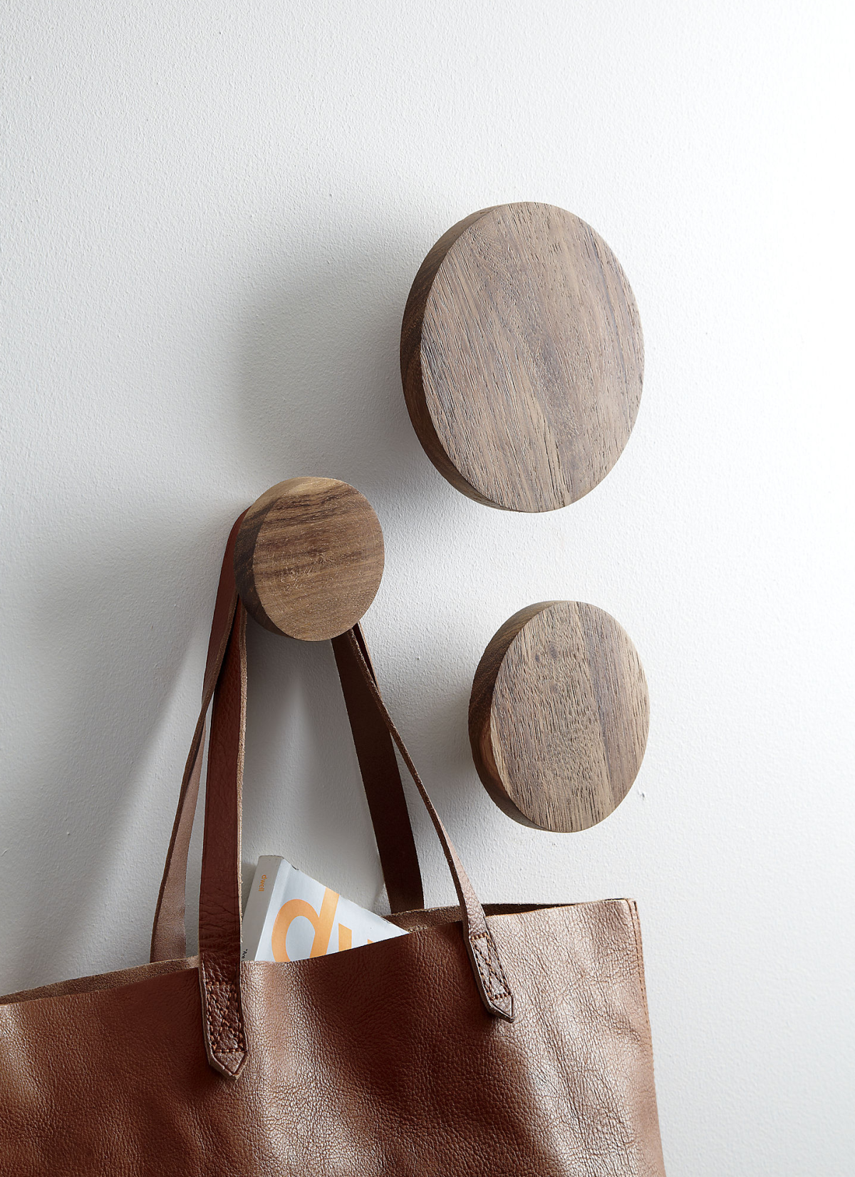 20 modern wall hook designs for Contemporary coat hooks