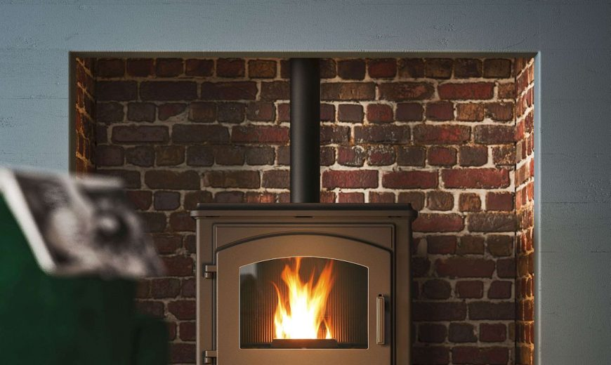 Eco-Friendly Range of Pellet Stoves for the Modern Home