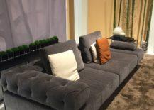 Effortlessly transformable sofas from Jori