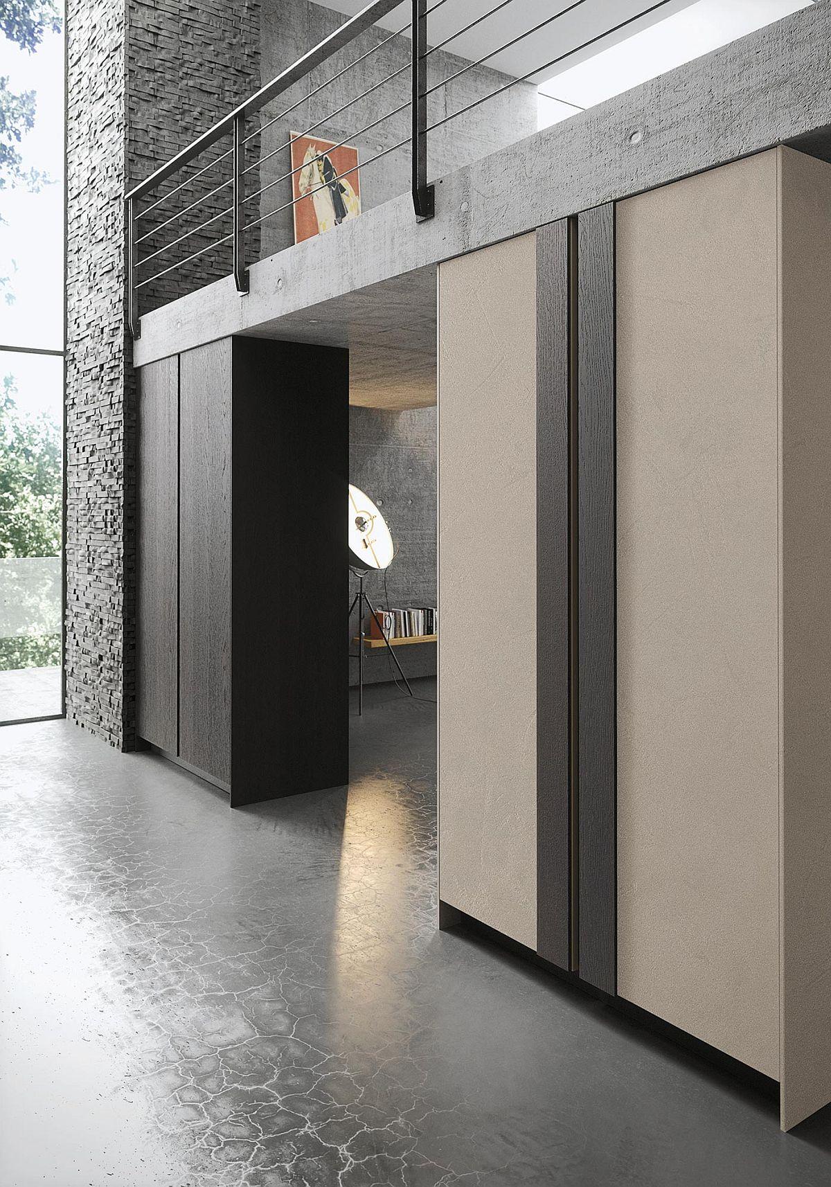 Elegant and minimal kitchen Look from Snaidero