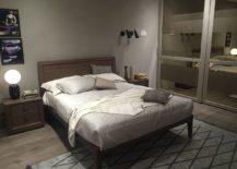 Elegant bed designed for the modern teen bedroom - Gruppo Tomasella at Milan 2016