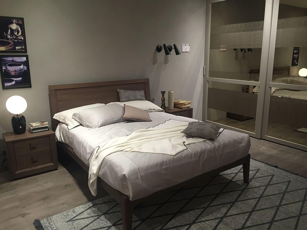 Elegant bed designed for the modern teen bedroom – Gruppo Tomasella at Milan 2016