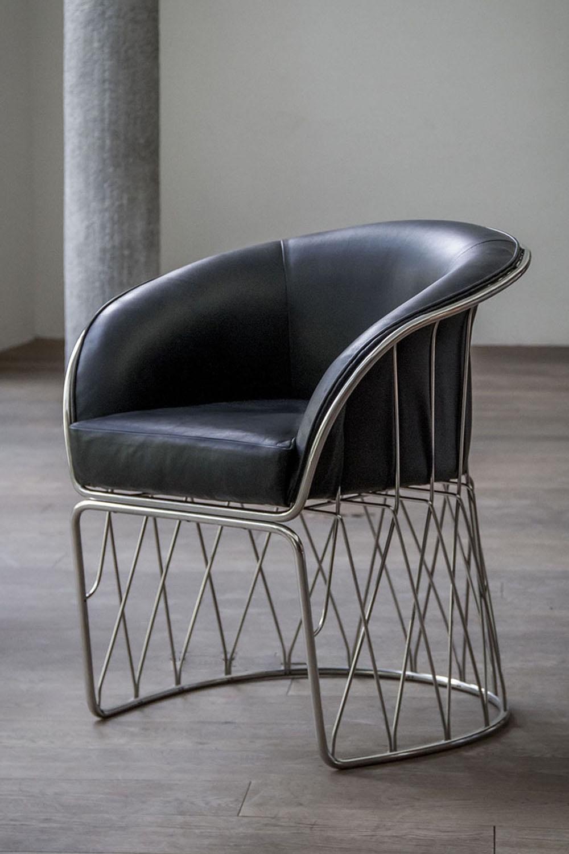 Equipal chair byPedro Ramírez Vázquez.