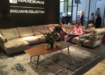 Exclusive Collection of sofas from MaxDivani