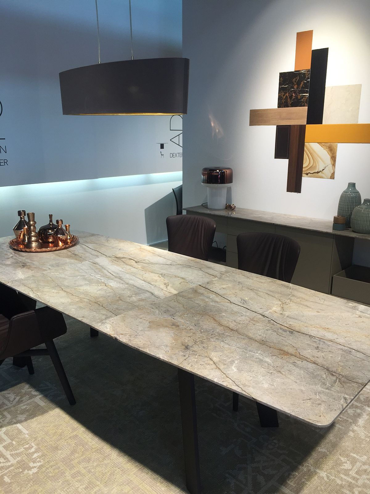 Exclusive dining room tables from DRAENERT at Salone del Mobile 2016