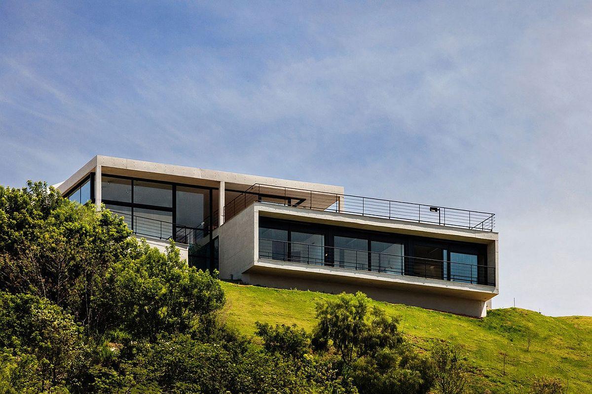 Expasinve House JJ in Sao Paulo, Brazil