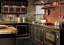 Exquisite-Victorian-kitchen-with-burnished-brass-and-copper-finishes-217x155