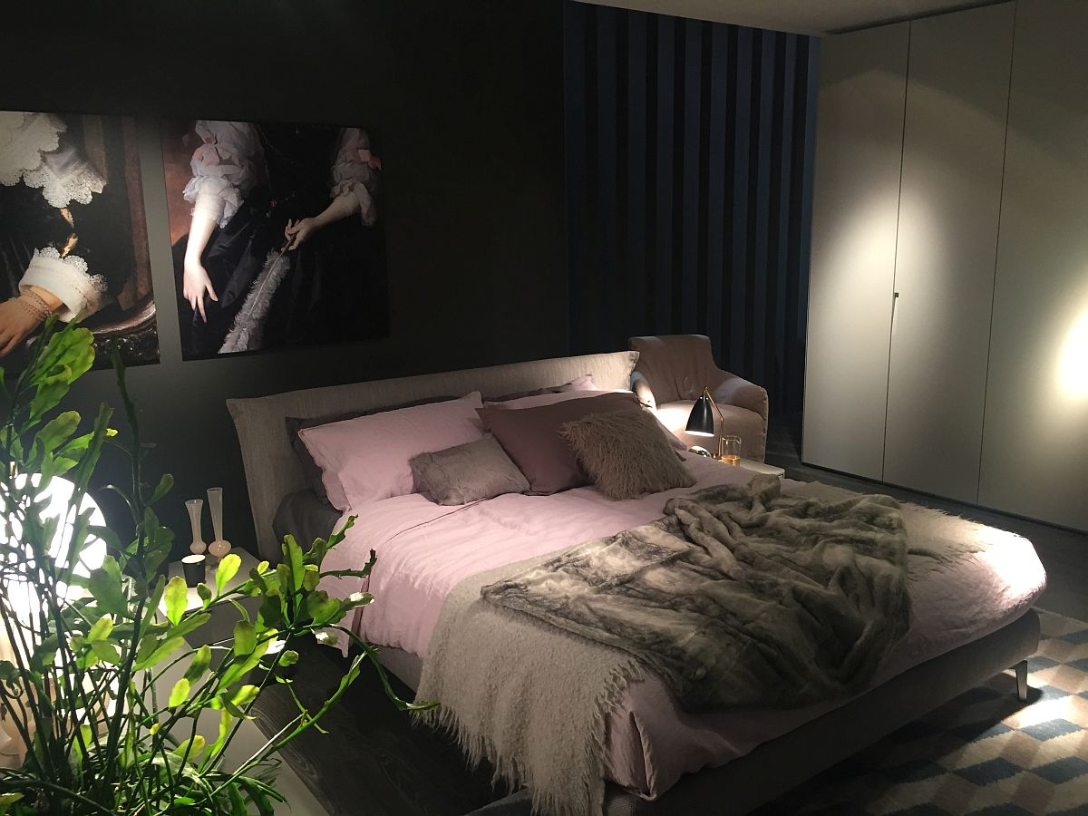 Exquisite bedroom design from Alf Da Fre at Salone del Mobile 2016