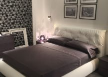Fabulous bed design brings elegance and class to the contemporary interior