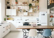 Early 1900s School in Amsterdam Turned into a Cheerful Apartment